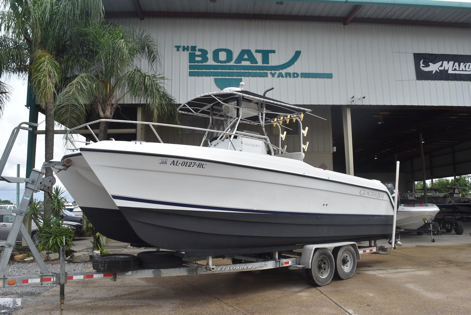 1999 Glacier Bay boat for sale, model of the boat is 260 & Image # 1 of 33