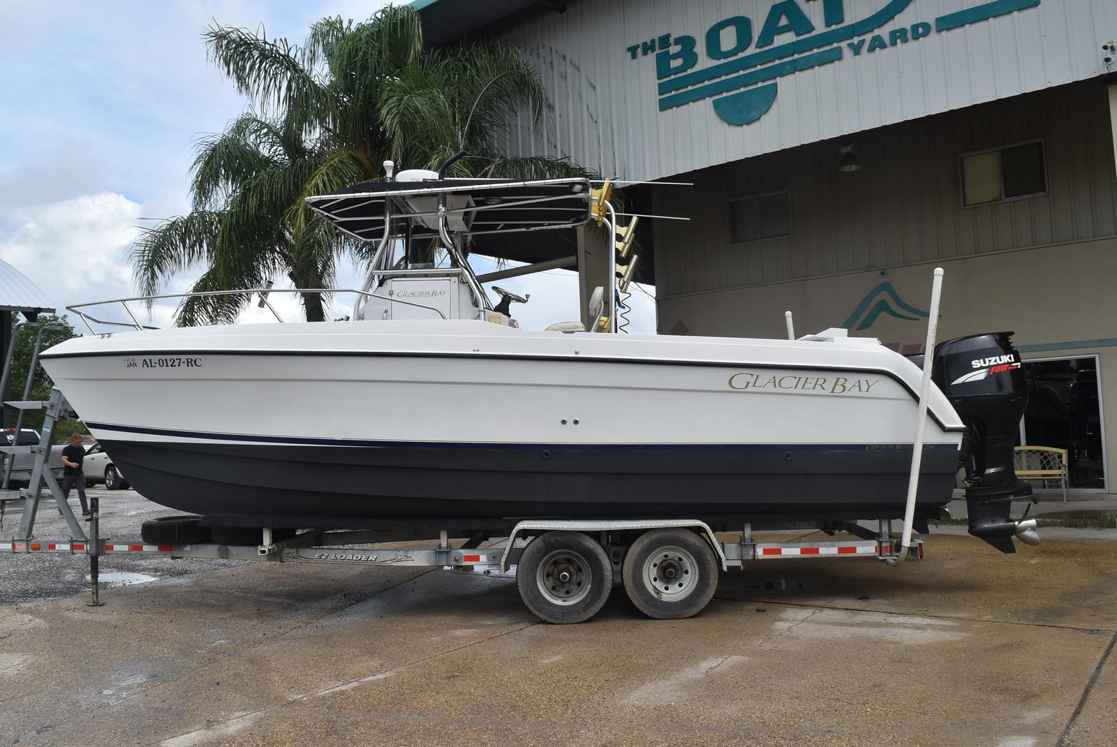 1999 Glacier Bay boat for sale, model of the boat is 260 & Image # 3 of 33