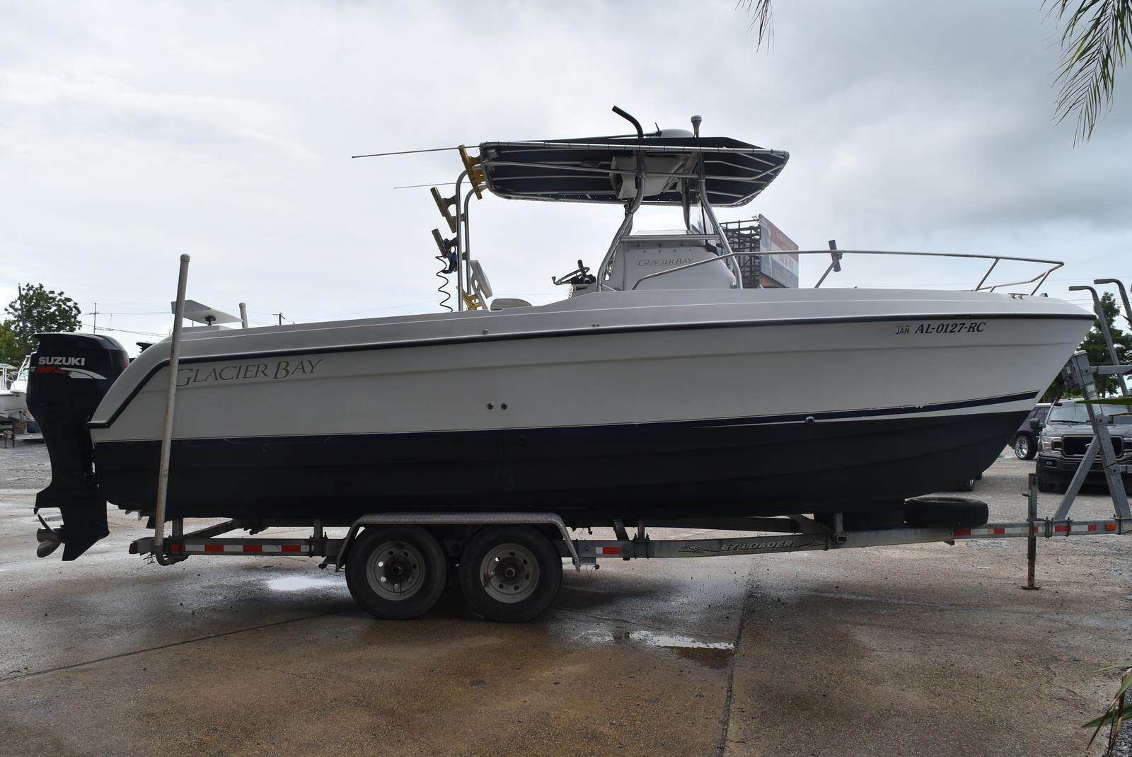 1999 Glacier Bay boat for sale, model of the boat is 260 & Image # 21 of 33