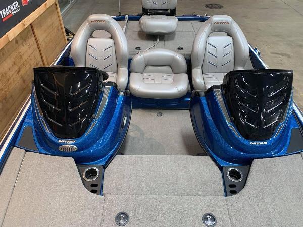 2017 Nitro boat for sale, model of the boat is Z19 & Image # 7 of 16