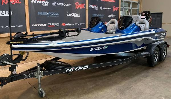 2017 Nitro boat for sale, model of the boat is Z19 & Image # 13 of 16