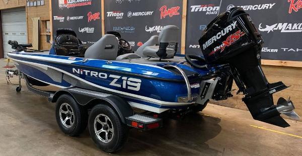 2017 Nitro boat for sale, model of the boat is Z19 & Image # 16 of 16