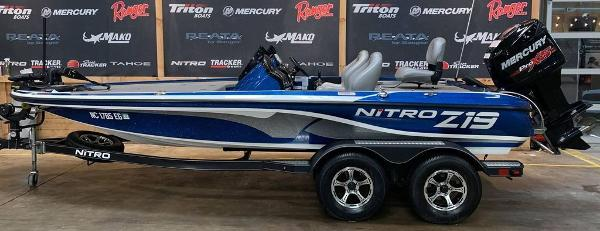 2017 Nitro boat for sale, model of the boat is Z19 & Image # 1 of 16