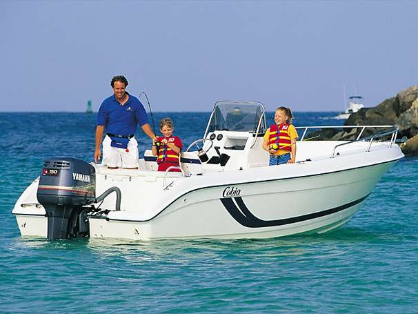 2000 Cobia boat for sale, model of the boat is 204 & Image # 6 of 7