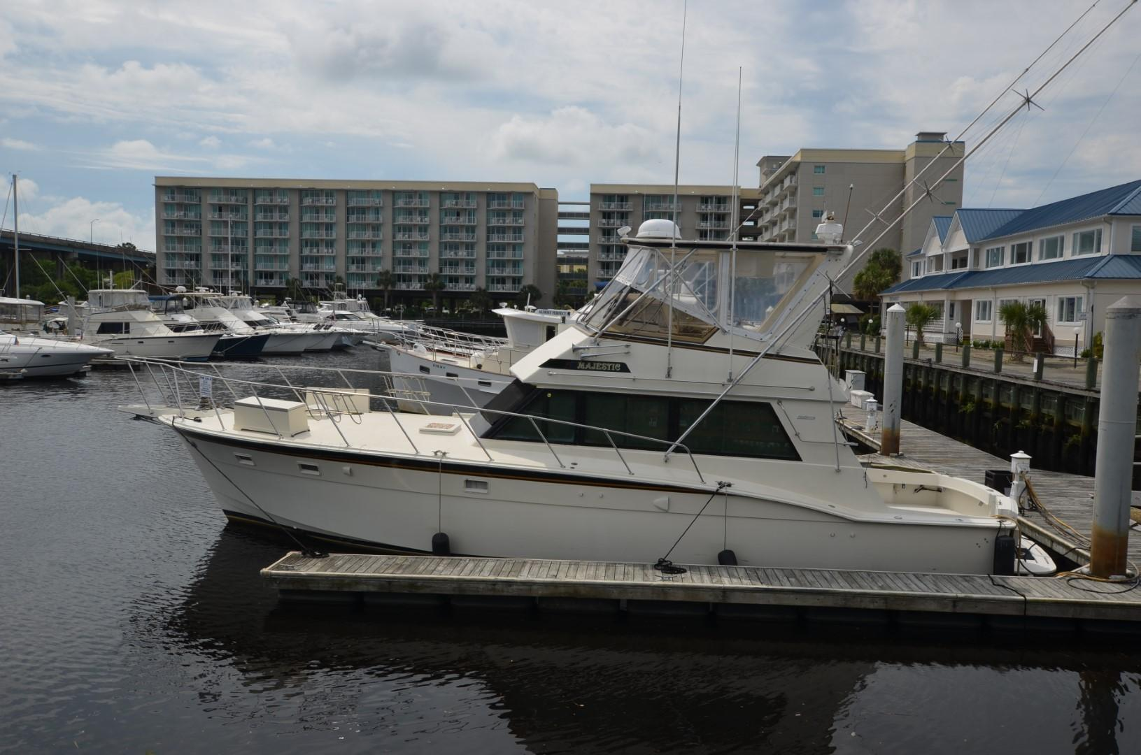 1983 Hatteras Convertible High-Performance
