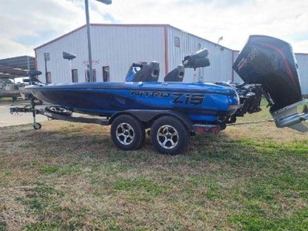 2021 Nitro boat for sale, model of the boat is Z19 & Image # 6 of 10