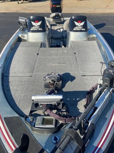 2006 Skeeter boat for sale, model of the boat is ZX225 & Image # 4 of 7