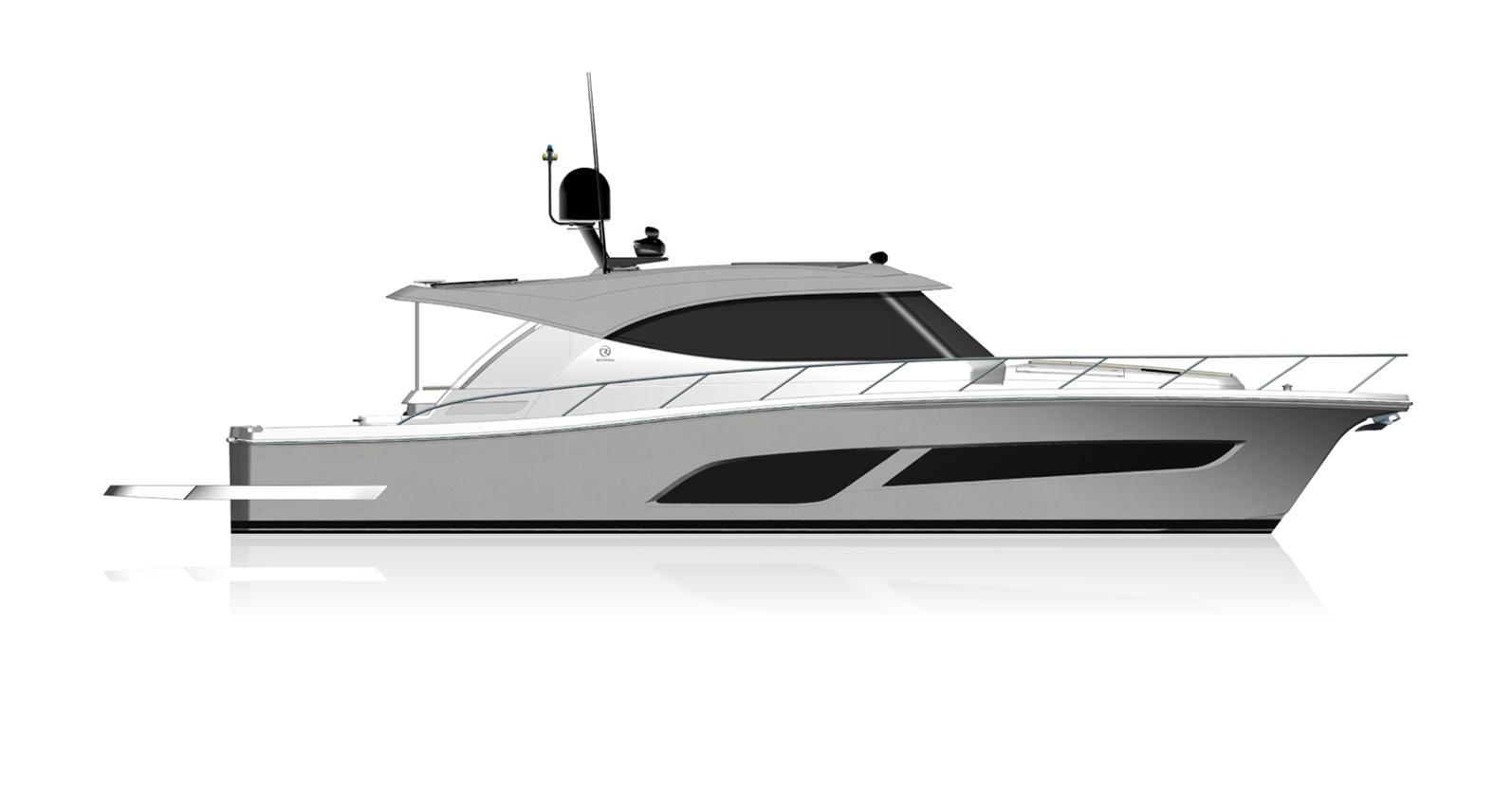 2021 Riviera 505 SUV #R021 inventory image at Sun Country Yachts in Newport Beach