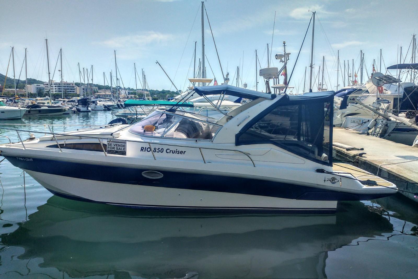 RIO 850 Cruiser (De ocasión)