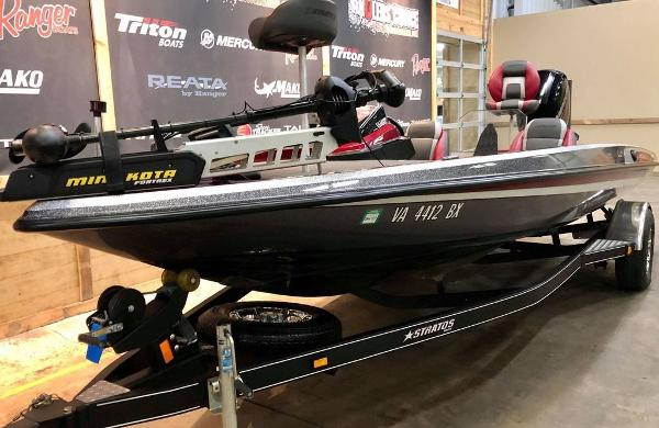 2014 Stratos boat for sale, model of the boat is 189 VLO & Image # 3 of 9