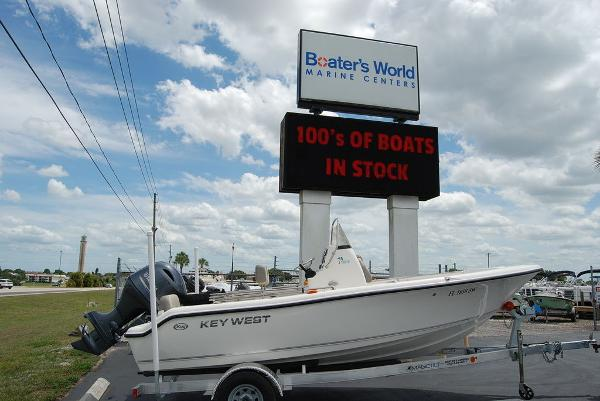 2021 Key West boat for sale, model of the boat is 189 FS & Image # 1 of 11
