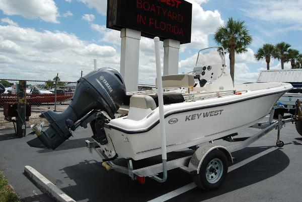 2021 Key West boat for sale, model of the boat is 189 FS & Image # 10 of 11
