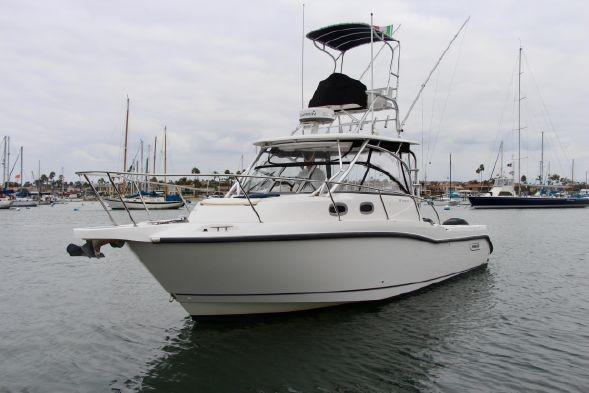 2007 Boston Whaler 305 Conquest #TB0151DH inventory image at Sun Country Coastal in Dana Point