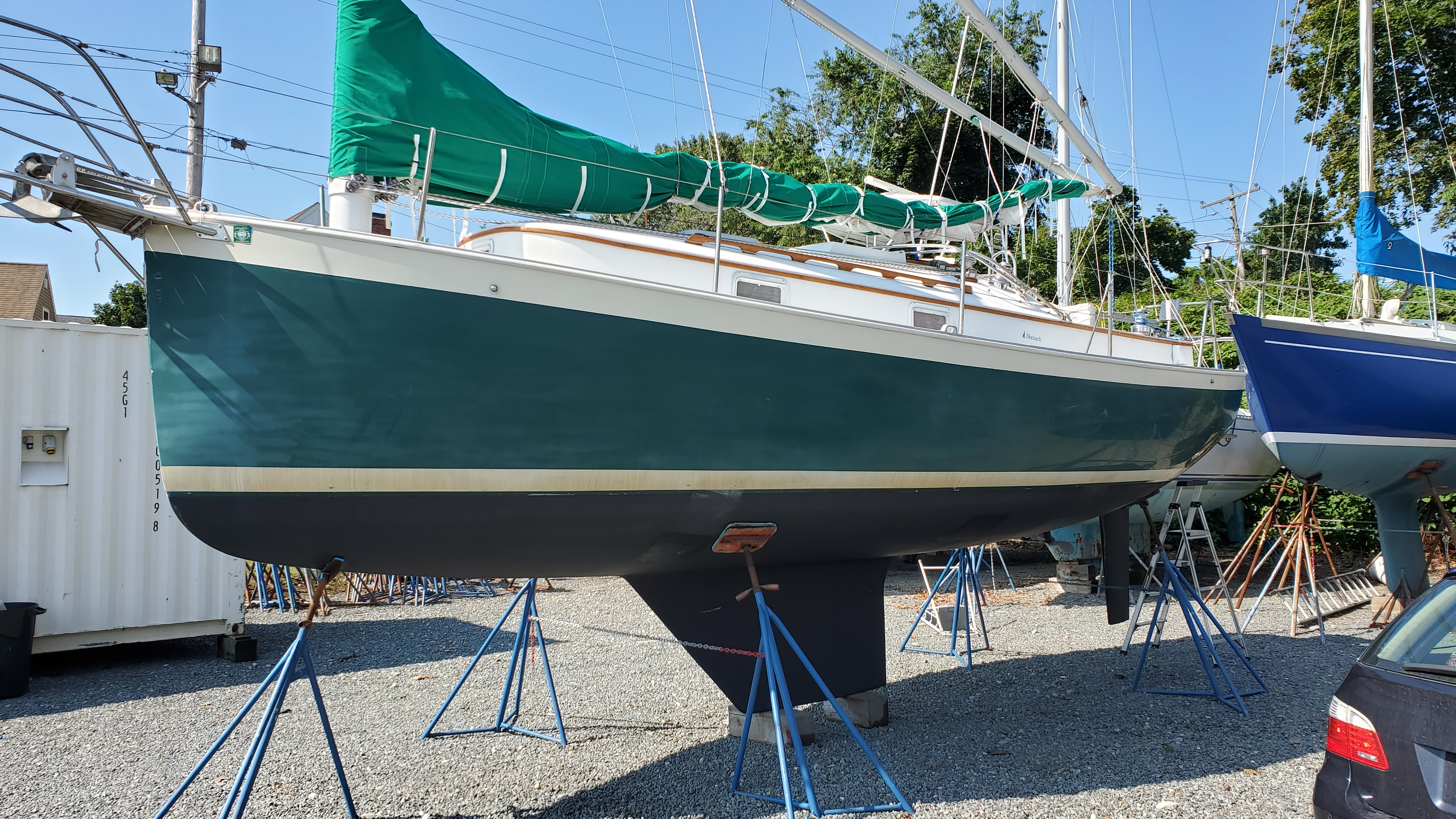 1986 NONSUCH Nonsuch 26