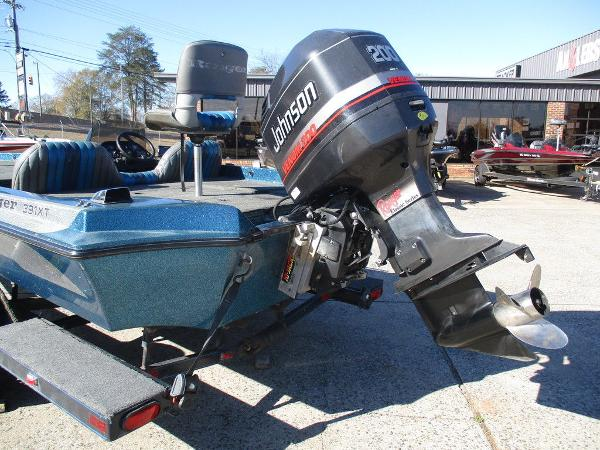 1996 Ranger Boats boat for sale, model of the boat is 391 XT & Image # 4 of 7