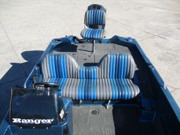 1996 Ranger Boats boat for sale, model of the boat is 391 XT & Image # 6 of 7