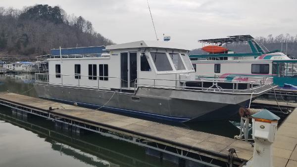 2000 Sunstar Houseboat 16x52 thumbnail