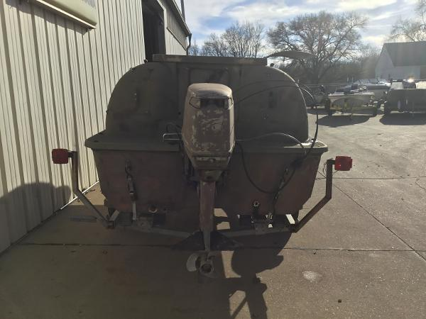 1998 Baja boat for sale, model of the boat is 14' DUCK BLIND BOAT & Image # 13 of 17