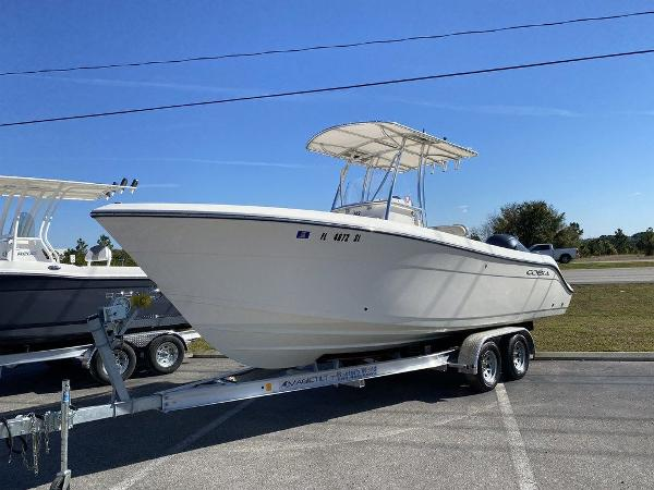 2020 Cobia boat for sale, model of the boat is 237CC & Image # 1 of 10