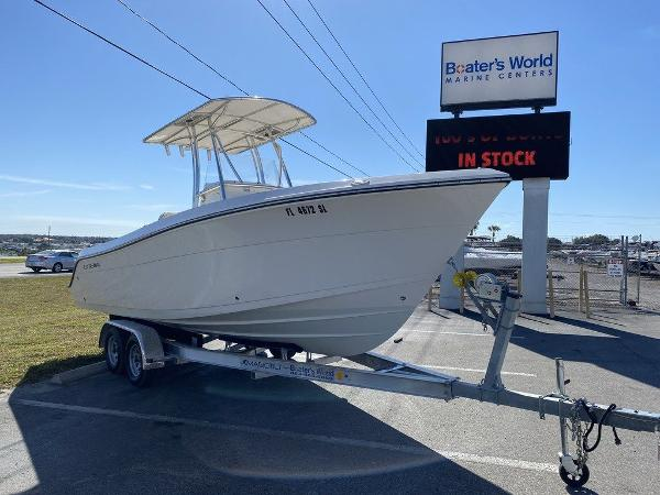 2020 Cobia boat for sale, model of the boat is 237CC & Image # 8 of 10