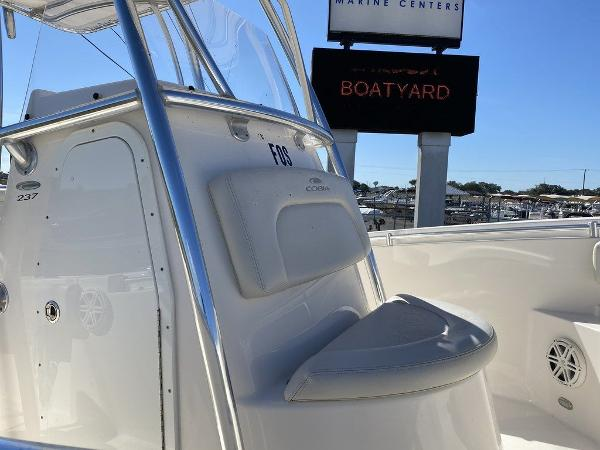 2020 Cobia boat for sale, model of the boat is 237CC & Image # 10 of 10