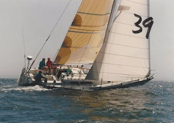 1980 C&C 40 Centerboard Cruiser thumbnail