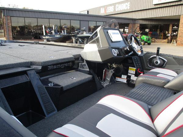 2021 Ranger Boats boat for sale, model of the boat is Z518 & Image # 3 of 8