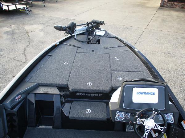 2021 Ranger Boats boat for sale, model of the boat is Z518 & Image # 8 of 8