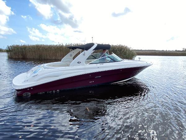 2008 Sea Ray 290 Select EX