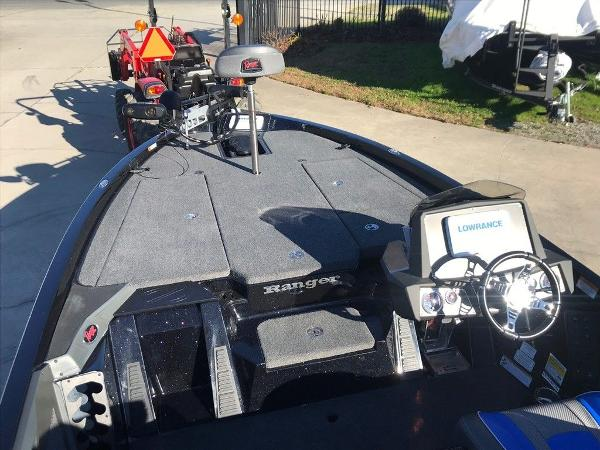 2021 Ranger Boats boat for sale, model of the boat is Z519 & Image # 9 of 16