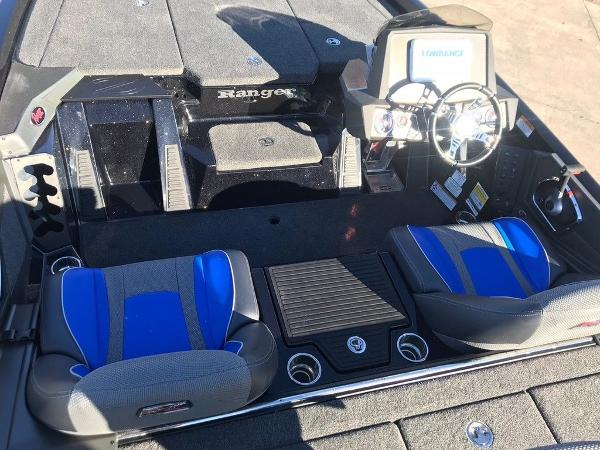 2021 Ranger Boats boat for sale, model of the boat is Z519 & Image # 11 of 16