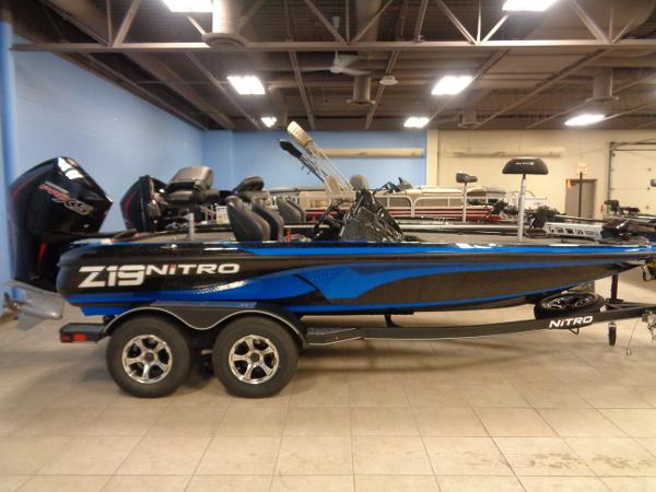 2021 Nitro boat for sale, model of the boat is Z19 Pro & Image # 1 of 34