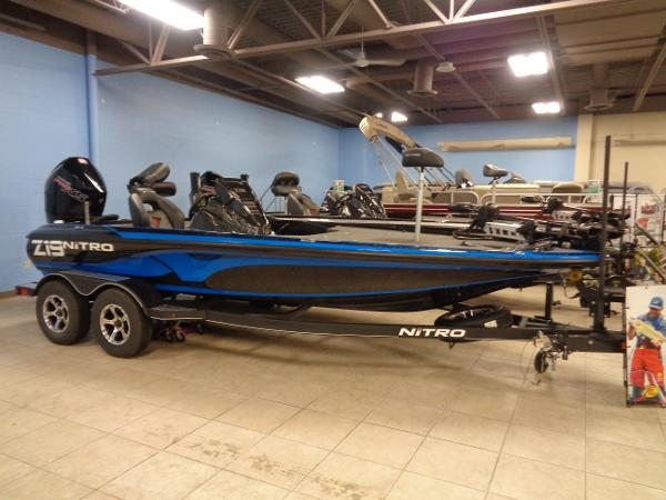2021 Nitro boat for sale, model of the boat is Z19 Pro & Image # 2 of 34