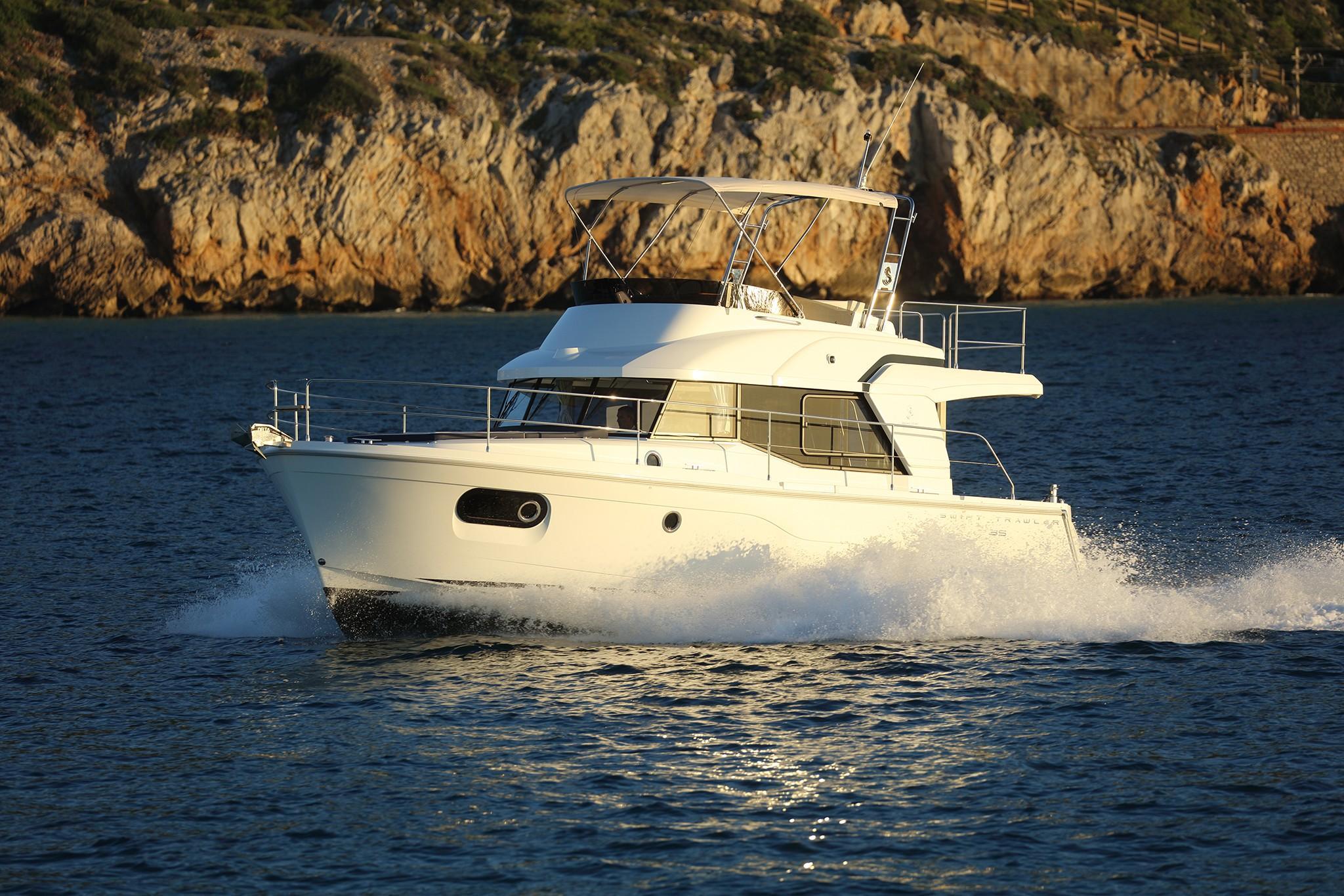Beneteau Swift Trawler 35 - In Stock