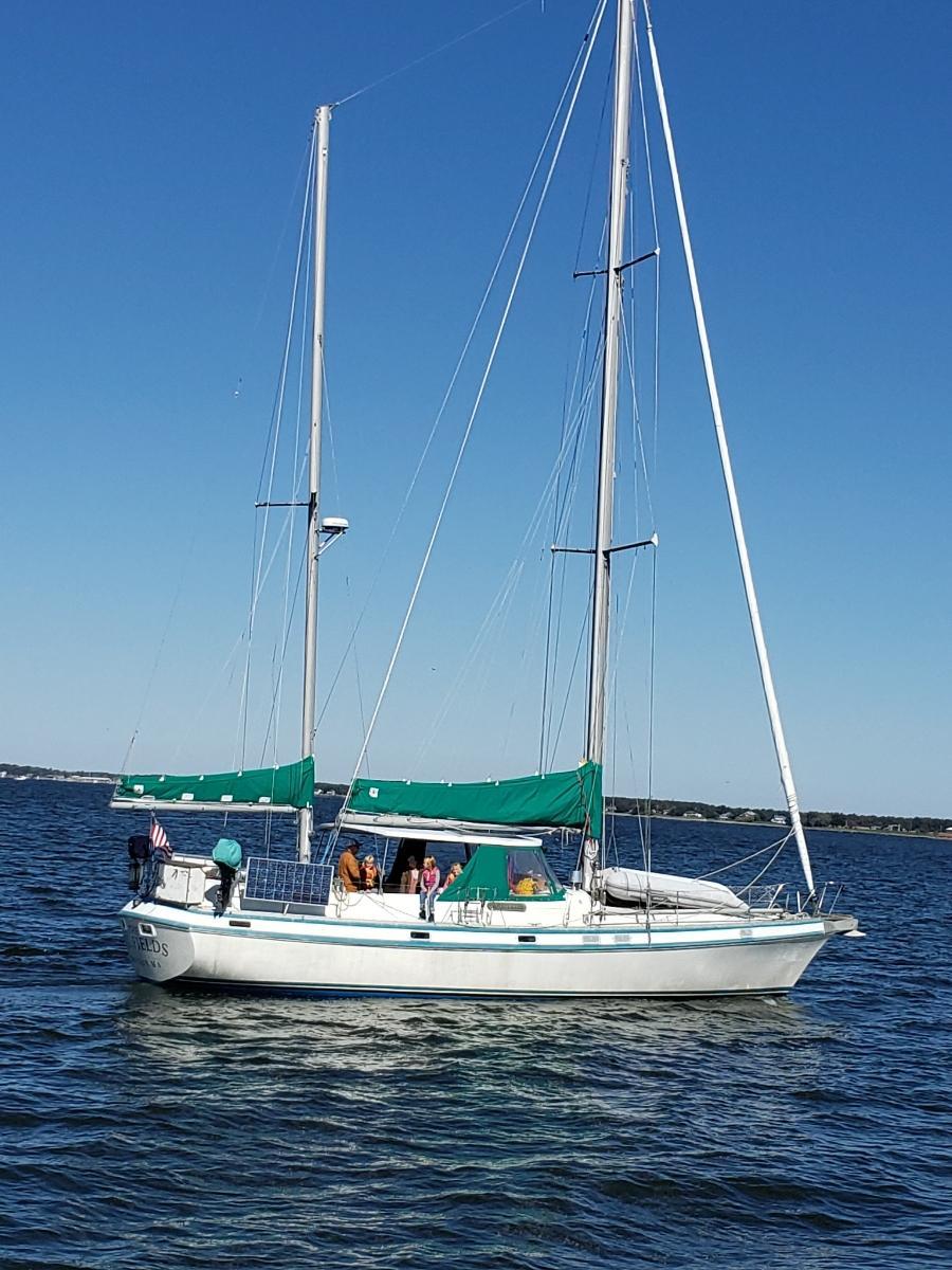 M 5806 JB Knot 10 Yacht Sales