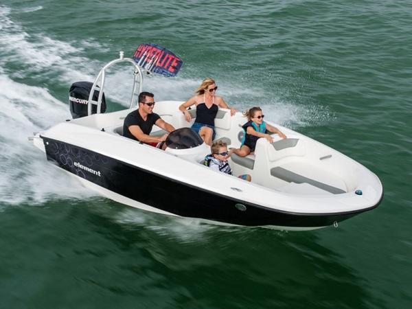 2021 Bayliner boat for sale, model of the boat is Element E16 & Image # 5 of 39