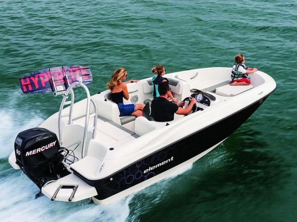 2021 Bayliner boat for sale, model of the boat is Element E16 & Image # 9 of 39