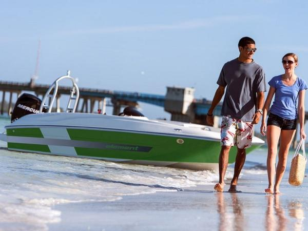 2021 Bayliner boat for sale, model of the boat is Element E16 & Image # 11 of 39