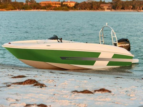 2021 Bayliner boat for sale, model of the boat is Element E16 & Image # 16 of 39