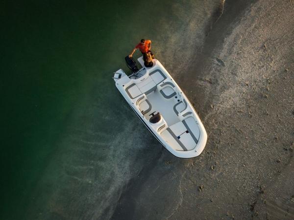 2021 Bayliner boat for sale, model of the boat is Element E16 & Image # 17 of 39