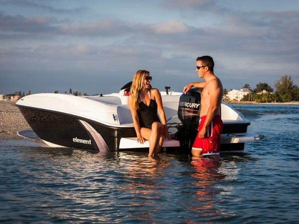 2021 Bayliner boat for sale, model of the boat is Element E16 & Image # 20 of 39