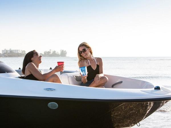 2021 Bayliner boat for sale, model of the boat is Element E16 & Image # 21 of 39