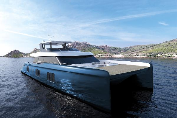 2022 Sunreef 70' Power