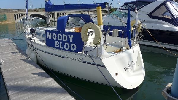 Moody_31_MkII_Bilge_Keel