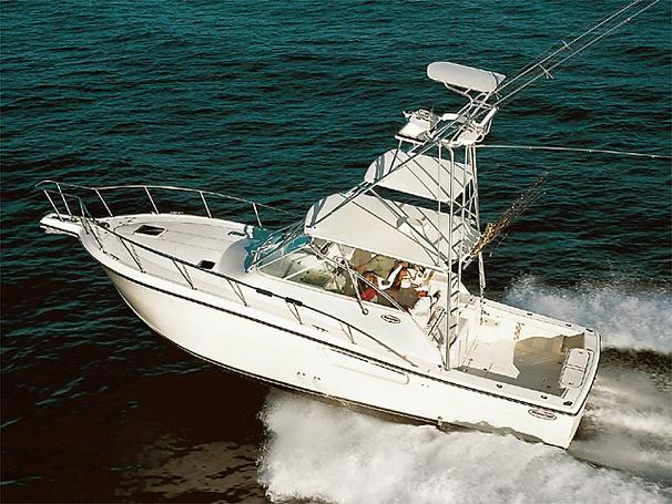 2001 Rampage 38 Express #TBSA73DH inventory image at Sun Country Coastal in Dana Point