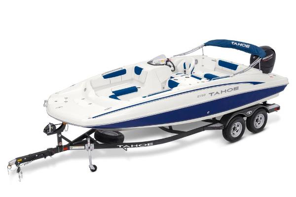 2020 Tahoe boat for sale, model of the boat is 2150 & Image # 9 of 22