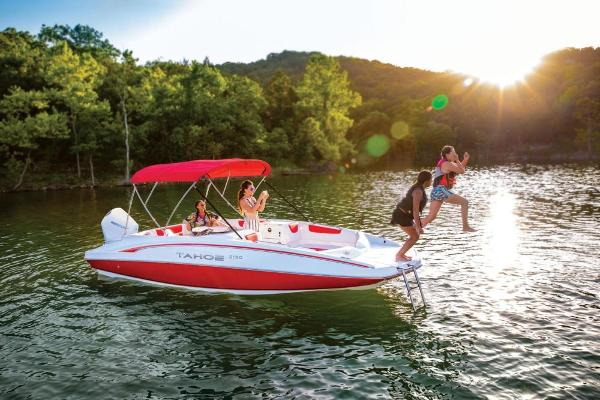 2020 Tahoe boat for sale, model of the boat is 2150 & Image # 5 of 22