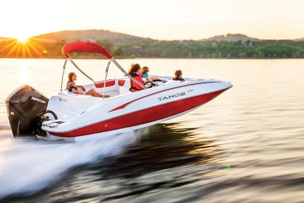 2020 Tahoe boat for sale, model of the boat is 2150 & Image # 2 of 22