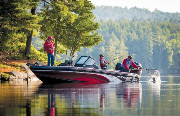 2016 Nitro boat for sale, model of the boat is ZV21 & Image # 4 of 165