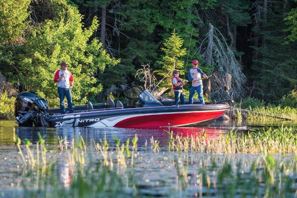 2016 Nitro boat for sale, model of the boat is ZV21 & Image # 5 of 165